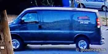 RCMP seeking driver of van in Port Coquitlam hit-and-run