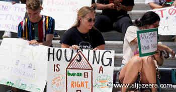 Millions across US at risk of eviction as coronavirus surges - Al Jazeera English