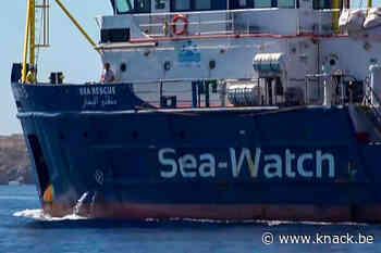 Italiaanse kustwacht haalt mensen wegens gezondheidstoestand van reddingsschip Sea-Watch 3