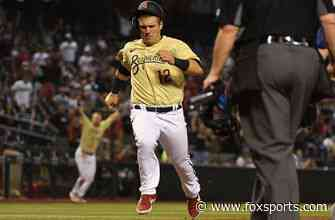 D'backs walk-off in the tenth inning to win 6-5, Dodgers strand ten baserunners