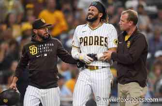 Fernando Tatis Jr. exits with shoulder injury as Padres fall to Rockies, 9-4