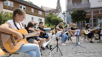Rangendingen Open Air : Anspruchsvolles Konzert im Eiltempo - SWP
