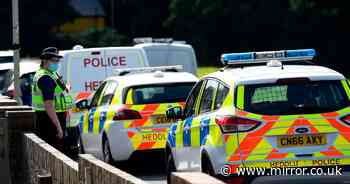 Mum screamed 'the back door was open' before boy, 5, found dead in river
