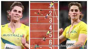 Tokyo Olympics 2021: Rohan Browning, men's 100m sprint, reaction, Yohan Blake reaction, video, highlights, interview, what times is the final?