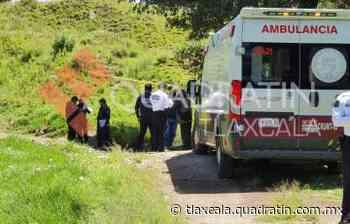 Debajo de un puente hallan asesinado a un hombre, en Tenancingo - Quadratín Tlaxcala