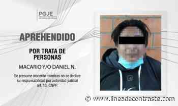 En Tenancingo captura PGJE a imputado por trata de personas - Linea de Contraste