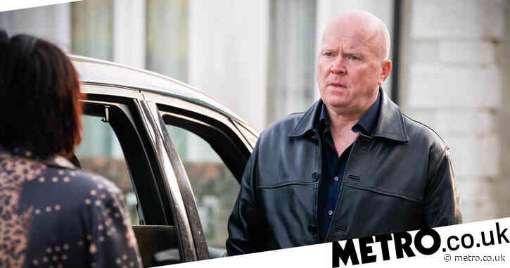 EastEnders spoilers: Dramatic exit for Phil Mitchell as he kidnaps Raymond?
