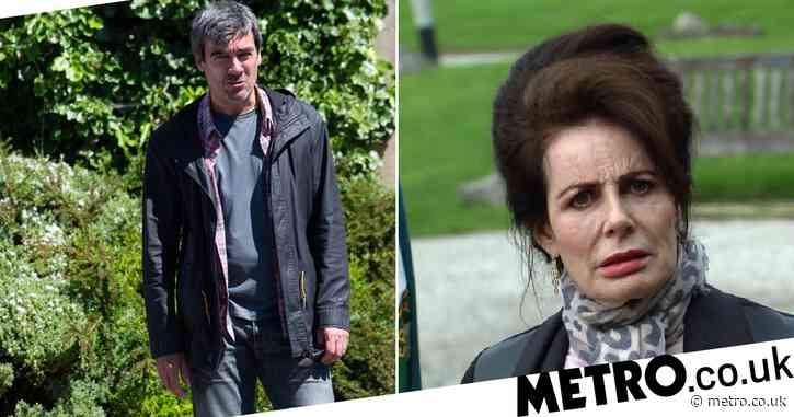 Emmerdale spoilers: Cain Dingle casts Faith out after her cancer scan results