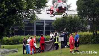 Lampertheim: 30 Minuten vermisst: 81-Jähriger stirbt in Badesee - BILD