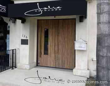 Jolie to Add Butcher Shop, Gourmet Cheeses, Wines & More to Coronado Food Scene - Coronado Times Newspaper