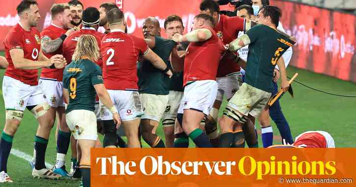 Ball in Warren Gatland's court after a week that laid bare rugby union's ugly side | Michael Aylwin