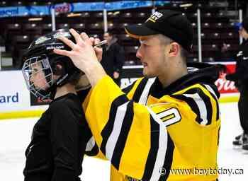It takes a village to build a future NHLer