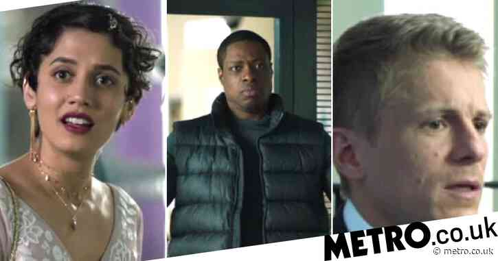 Casualty review with spoilers: Who dies in horror crash on Fenisha and Ethan's wedding day?