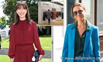 Samantha Cameron's clothing firm used furlough scheme to pay wages - but has £600k cash in the bank