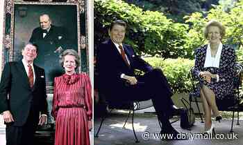 GEOFFREY WHEATCROFT examines a startling revelation about Maggie Thatcher and Ronald Reagan