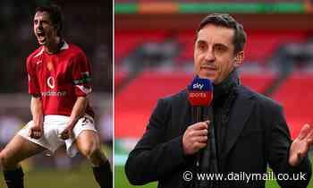 Left-wing football pundit Gary Neville 'groomed for political career by Sir Keir Starmer'