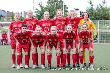 Kontich pakt in voorbereiding uit met klinkende overwinning - Vrouwenvoetbalkrant
