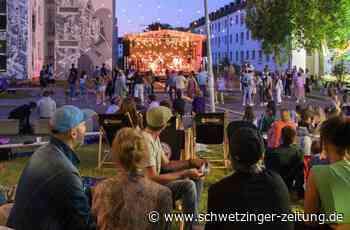 Die urbane Galerie wächst weiter - Schwetzinger Zeitung