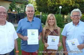 Nach Corona-Jahr steht der Tennisclub Schwetzingen finanziell gut da - Schwetzingen - Nachrichten und Informationen - Schwetzinger Zeitung