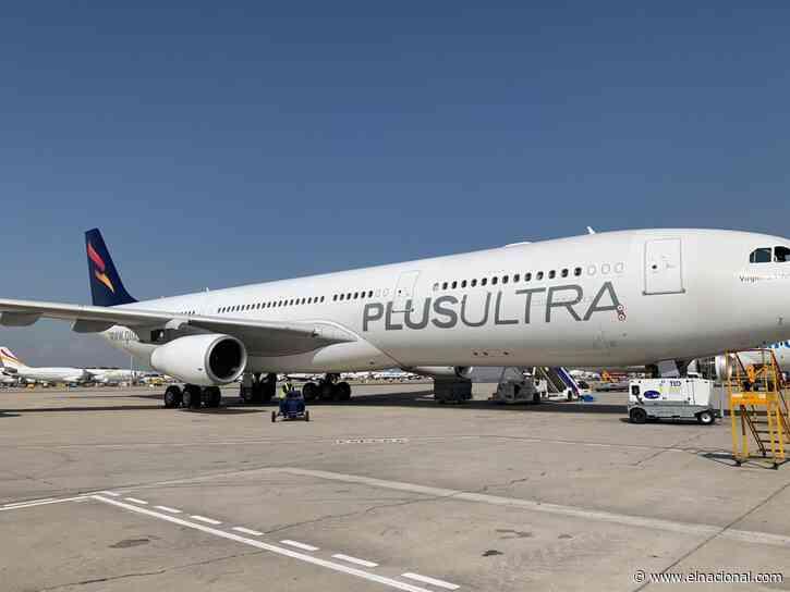 «Más de 2.700 euros y no he podido salir de Madrid»: hablan los pasajeros de Plus Ultra varados en España