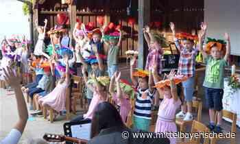 30 Kinder nehmen Abschied vom Hort - Region Cham - Nachrichten - Mittelbayerische