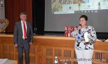 Pokal und Preisgeld für die kinderreichste Stadt - Region Cham - Nachrichten - Mittelbayerische