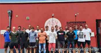 14 C-Lizenzinhaber für die Region Cham - Sport aus Cham - Nachrichten - Mittelbayerische