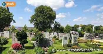 Cham erhöht die Friedhofsgebühren - Region Cham - Nachrichten - Mittelbayerische