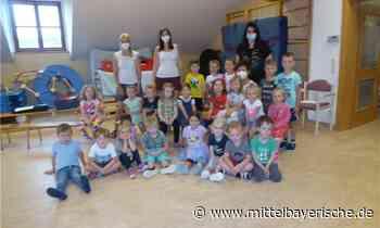 Kindergartenleiterin verabschiedet - Region Cham - Nachrichten - Mittelbayerische
