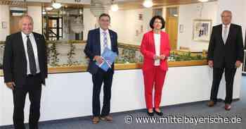 Landrat verabschiedet Theo Pregler - Region Cham - Nachrichten - Mittelbayerische