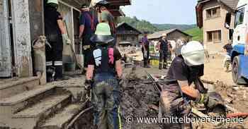 Chamer halfen Flutopfern in Ahrweiler - Region Cham - Nachrichten - Mittelbayerische