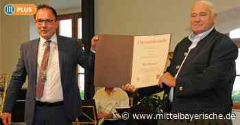 Zollner ist jetzt Ehrenbürger von Cham - Region Cham - Nachrichten - Mittelbayerische