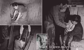 How a group of recklessly brave students dug a tunnel under the Berlin Wall