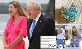 Has anyone had a start to family life as dramatic as Carrie Symonds and Boris Johnson?