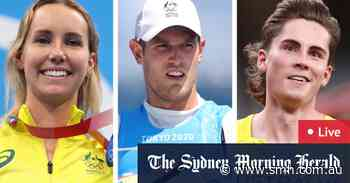 Tokyo Olympics LIVE updates: McKeon's medal quest; Browning into 100m semis at the track, Wearn's lap for gold