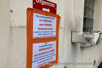 Ariège : les urgences de l'hôpital de Lavelanet fermées pour la troisième fois en un an - France 3 Régions
