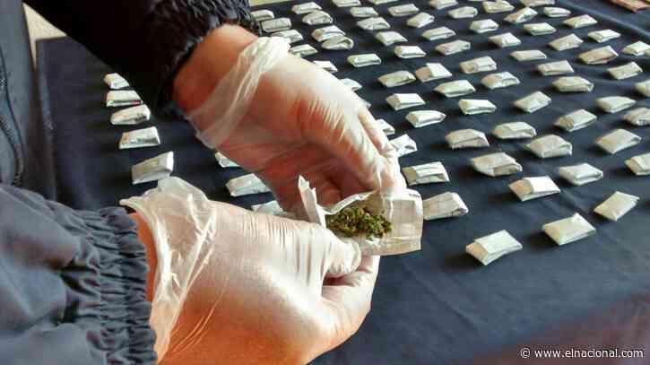 Autoridades venezolanas han incautado casi 19.000 kilogramos de drogas en lo que va de 2021