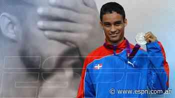 Luguelín Santos superó todos los obstáculos para regresar a la gloria olímpica - ESPN