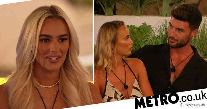 Love Island 2021: Lillie Haynes says she and Liam Reardon 'were like a couple' in Casa Amor despite Millie Court coupling