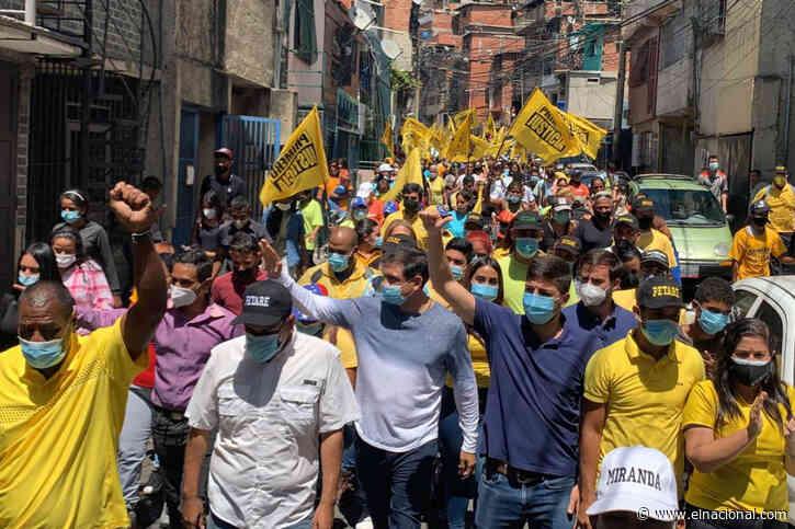 Ocariz: Miranda decidió luchar contra la corrupción  y vencer la desesperanza