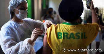 Brazil: Daily average of COVID deaths passes under 1,000 mark - Al Jazeera English