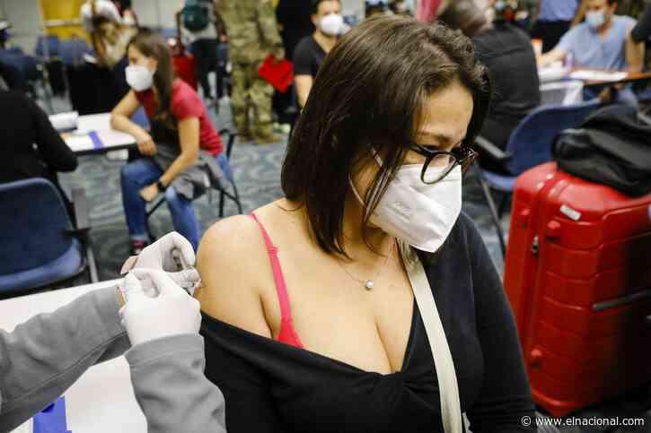 Florida batió récord histórico de contagios diarios con 21.600