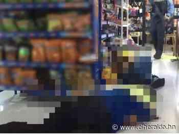 En presunto asalto mueren ladrón y guardia de seguridad en San Pedro Sula - ElHeraldo.hn