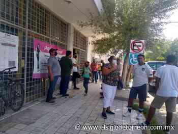 Listo, INE en San Pedro para la Consulta Popular - El Siglo de Torreón