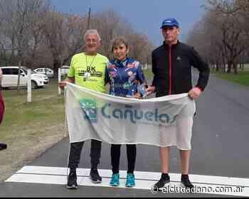 Atletismo: Cañuelenses triunfaron en San Pedro - El Ciudadano Cañuelense