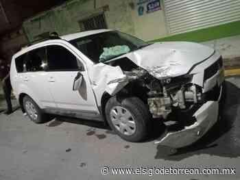 Joven termina grave tras accidente vial en San Pedro - El Siglo de Torreón