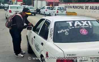 Refuerzan acciones sanitarias en taxis y rutas urbanas de San Pedro - Noticias del Sol de la Laguna