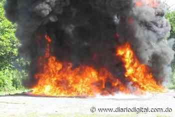 Mayoría de droga incinerada por la PGR fue ocupada en San Pedro y San Juan - DiarioDigitalRD