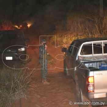 Sector político repudia atentando en San Pedro donde murieron tres militares - Nacionales - ABC Color