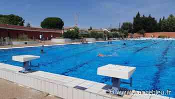 Avec le pass sanitaire, la piscine se vide à Gardanne près de Marseille - France Bleu